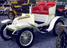 De Dion-Bouton Type J, voiture routière de 1902 La De Dion-Bouton Type J dite…