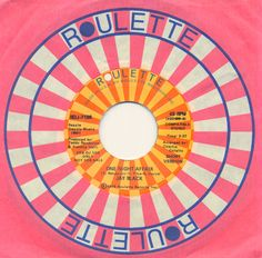 Roulette 45 sleeve
