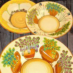 Bella Flora  - dinnerware by HF Coors-American Made Dinnerware. Restaurant quality/durability! HF Coors dinnerware is microwave safe oven safe du2026 & Bella Flora