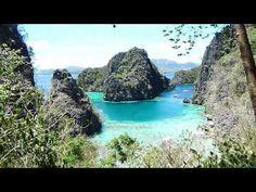 It's more fun in the Philippines!  Coron, Palawan. Kayangan Lake, Twin Lagoon, Coral garden, CYC Island.