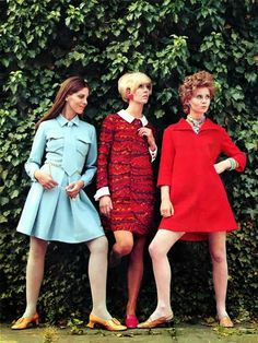 1960s Women's Fashion