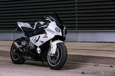 Bild BMW S1000RR von Lightning Boom