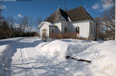 Mustion kirkko - Mustionkirkko Mustio