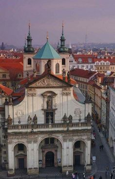 Baroque St. Salvator Church on Krizovnicke square by the #Charles bridge in #Prague, #Czech republic http://www.svasek.eu