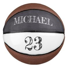 Shop Personalized Name Ball Player Number etching Basketball created by Lorena_Depante. Personalize it with photos & text or purchase as is! First Mothers Day Gifts, First Home Gifts, Personalized Basketball, Personalized Mother's Day Gifts, Basketball Crafts, Basketball Players, Best Gifts For Men, Gifts For Dad, Team Pictures