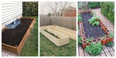 Here are some great DIY Raised Garden Beds for vegetables and other crops, that you can make for your backyard.