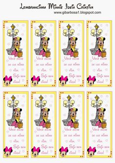 Blog da Tia Pritty: Etiqueta de Volta as Aulas Minnie Mouse, Love Me Like, Fun Learning, Professor, Diy And Crafts, Blog, Clip Art, Education, Comics