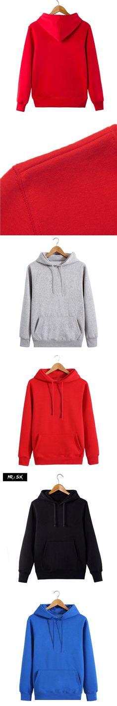 clothing 2017 solid color hooded pullover japan fashion male casual hoodie men  blackStreetwear hoodies sweatshirt man H1006
