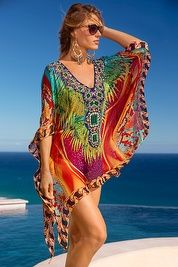 Shop today to find the best women's summer swimsuits, including fringe bathing suits. Discover the hottest bathing suits and resort wear today at Boston Proper. Vintage Outfits, Boho Outfits, Summer Outfits, Cute Outfits, Fashion Outfits, Fashion Ideas, Beachwear Fashion, Boho Fashion, Girl Fashion
