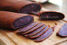 Cured Meat Recipe - Ապուխտ Բաստուրմա Basturma Бастурма - Armenian Cuisin...