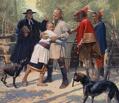 Reunited | John Buxton Historical Art kp
