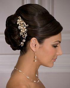 Videos de peinados para novias 2019