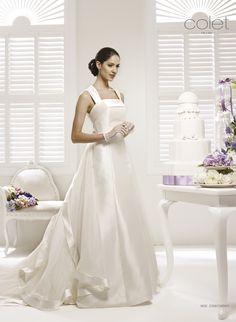 Collezione abiti da sposa #Colet 2013, abito da #sposa COAB13459IV