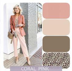 Colour Combinations Fashion, Color Combinations For Clothes, Fashion Colours, Color Combos, Outfits Otoño, Fashion Outfits, Womens Fashion, Deep Autumn Color Palette, Classic Style