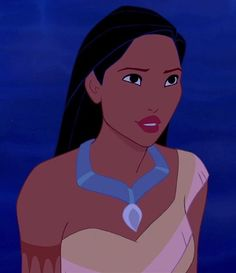 Pocahontas is the protagonist of the 1995 Disney animated feature film of the sa. Disney Kunst, Arte Disney, Disney Magic, Disney Art, Disney Movies, Disney Pixar, Disney Characters, Disney Pocahontas, Pocahontas Character