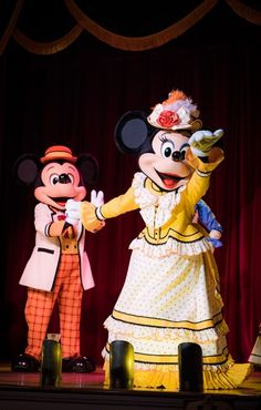 Mickey & Company is a character dinner show in the Diamond Horseshoe at Tokyo Disneyland. This post reviews the meal and performance, but more importan
