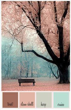 Image Love - Autumn Is Coming. Image from Afinidades Eletivas Blog via Carolyn Van Lang on Pinterest