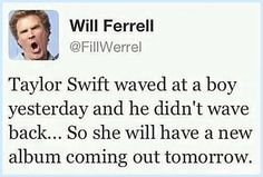 I love taylor swift so much but I have right admit this is just hilarious