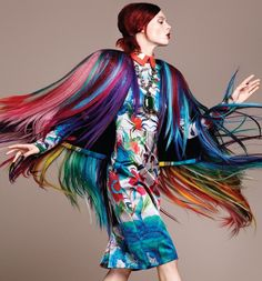 monsieur-j:    Coco Rocha by David Roemer for Vogue Mexico December 2012