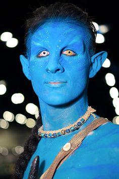 Jake Sully from Avatar - COMiCPALOOZA 2012