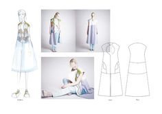 Fashion Sketchbook - fashion design drawings; final major project; fashion portfolio // Henriett Juhasz