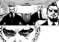 Comic 8, Comic Page, Sun Ken Rock, Punk Art, Dark Anime, Manga Art, Manhwa, Character Art, Japanese