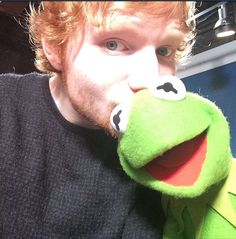 Ed and Kermit