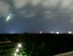 Meteor over Lake Ontario mistaken for plane crash
