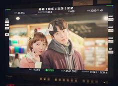 Eastern side of the World Korean Drama 2017, Korean Drama Movies, Korean Actors, Lee Sung Kyung Fashion, Weighlifting Fairy Kim Bok Joo, Kdrama, Kim Book, Joon Hyuk, Nam Joohyuk