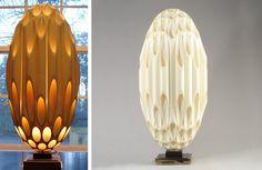 Paper Rachel: This is Where Rachel Blogs: Rougier Ovid Table Lamp