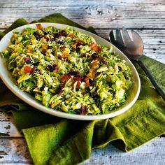 25+ Deliciously Healthy Low-Carb and Gluten-Free Holiday Side Dishes, Appetizers, and Salads found on KalynsKitchen.com