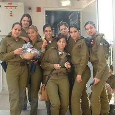 women underwear Israeli soldiers