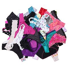 online shopping for UWOCEKA Sexy Underwear, Kinds Women T-Back Thong G-String Underpants Sexy Lacy Panties from top store. See new offer for UWOCEKA Sexy Underwear, Kinds Women T-Back Thong G-String Underpants Sexy Lacy Panties Surprise Your Girlfriend, Cute Underwear, G Strings, Lingerie Collection, Shapewear, Amazon, Boy Shorts, Fashion Women, Fashion Brand