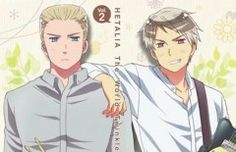 Second 'Hetalia: The World Twinkle' Anime Character CD Release Gets First Promo   The Fandom Post