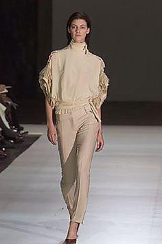 Balenciaga Fall 2000 Ready-to-Wear Fashion Show - Mia Hessner, Nicolas Ghesquière