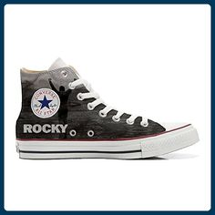 mys Chuck Taylor, Unisex-Erwachsene Hohe Sneaker , mehrfarbig - mehrfarbig  - Größe  45 ea6859cce4
