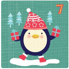 fhiona galloway illustration blog: 7th day advent