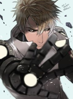 Genos | One Punch Man #anime