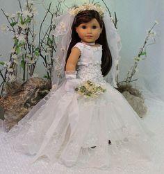 "MHD Designs ""Reverie"" OOAK for American Girl Dolls Grace and Friends | eBay"