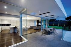 Hawthorn Residence Down Under Showcases A Traditional Facade With Contemporary Interiors