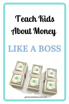 Teaching Kids about Money | Lessons Children Need to Learn about Money | Tips for Parents and Families | Saving | Spending | Sharing