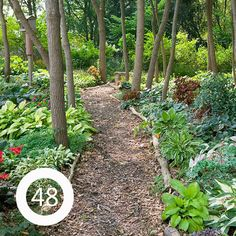 10 DIY garden paths made from upcycled finds Cottage Life– Mobile – 10 DIY-Gartenwege aus Upcycled-Funden Diy Garden, Garden Edging, Shade Garden, Dream Garden, Garden Paths, Garden Projects, Path Edging, Edging Ideas, Garden Borders