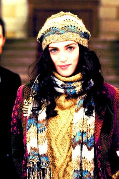 Katie McGrath as Jules in A Princess for Christmas