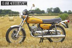 Suzuki GT250A.... Those were the days!!!