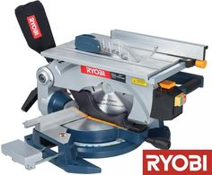 Saws : Ryobi 1800W Table And Mitre Saw Combination (TMS-305)