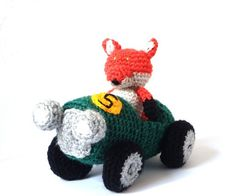 Nigel Fox and his Race Car by MysteriousCats, via Flickr