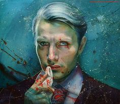 Hannibal by kimberly80.deviantart.com on @DeviantArt