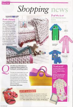 www.mobauk.com Moba - Mother & Baby July