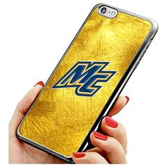 New iPhone 6/6s TPU Case NCAA Merrimack Warriors Logo Cel…