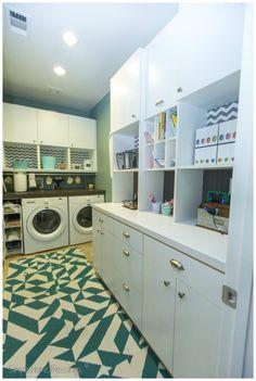 Laundry Rom Make-ove